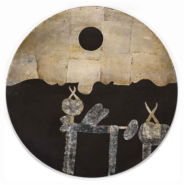 La luna nera, 1971 - Gustavo Foppiani