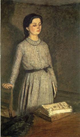 The Student - Gwen John