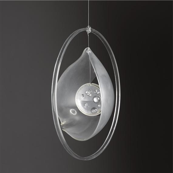 Deformación de la gota circunvalada - Gyula Kosice