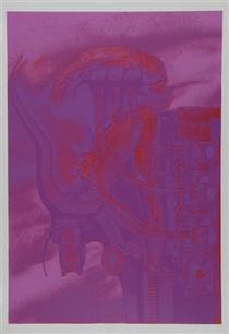 Trip-Tychon - H.R. Giger