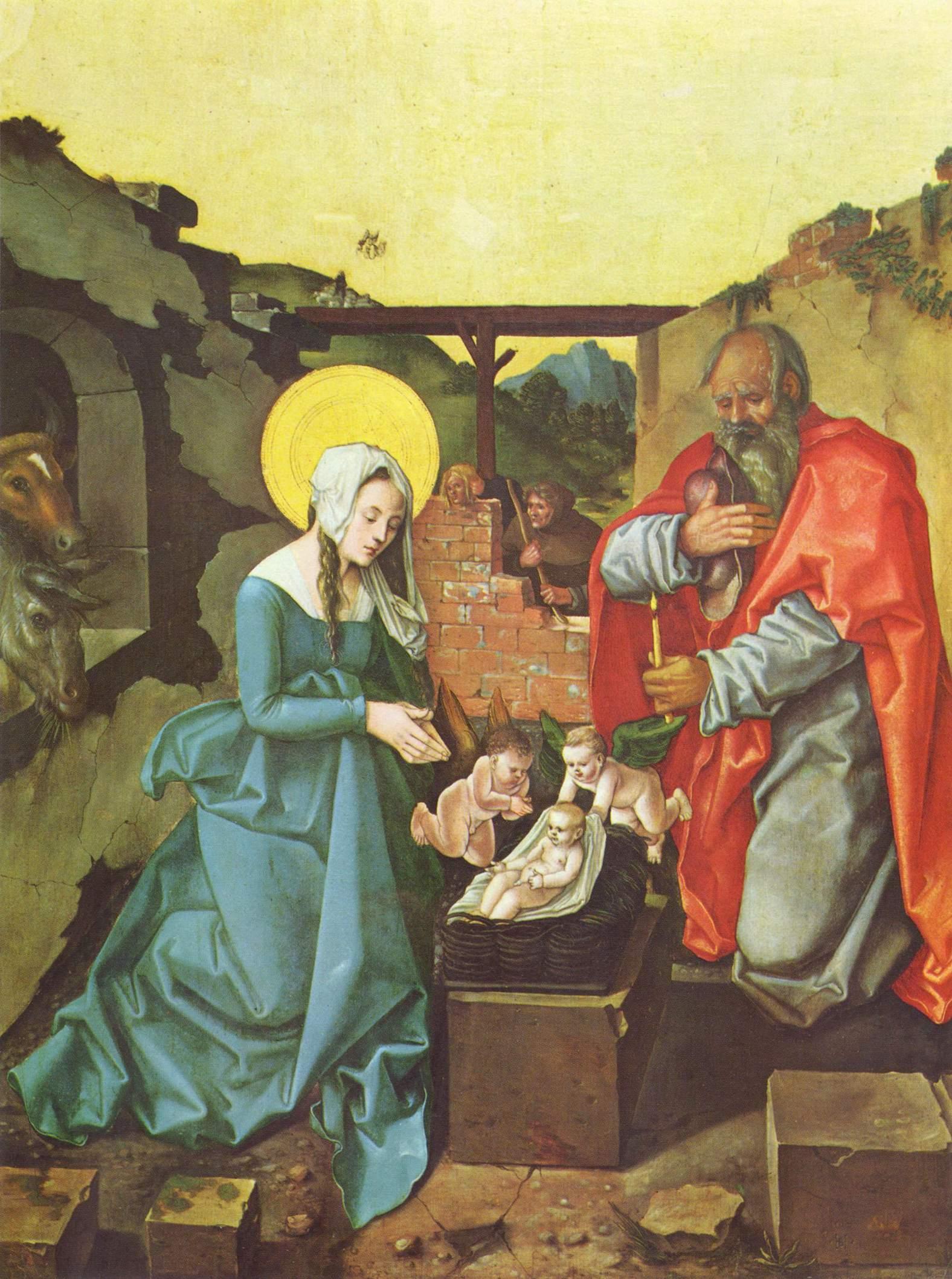 Рождество Бальдунга