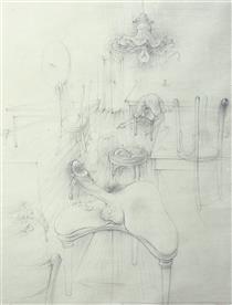 Untitled - Hans Bellmer