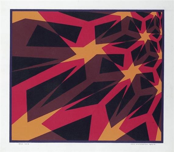 Opus 107 B, 1959 - Hans Hinterreiter