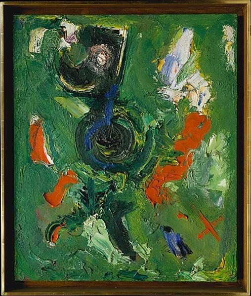 Composition, No.V, 1952 - Hans Hofmann