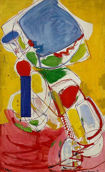 Solstice, 1946 - Hans Hofmann