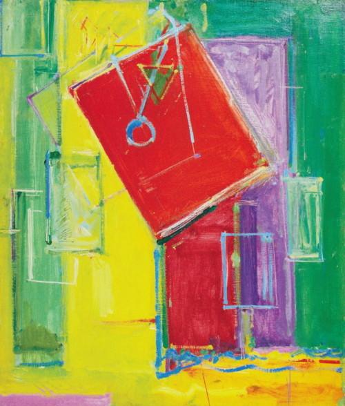 Untitled, 1949 - 1950 - Hans Hofmann