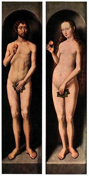 The Marriage of Adam and Eve Ritual and Literary Elements