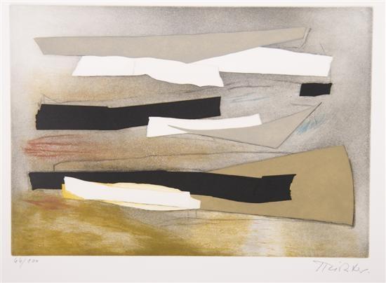 Sur une jambe - Hans Richter