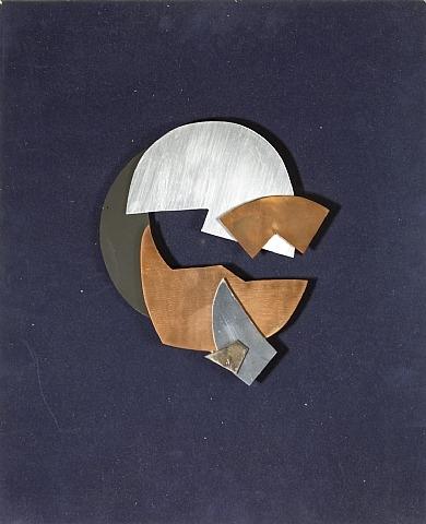 Variation sur le theme des pro contres (no. 89), 1960 - Hans Richter