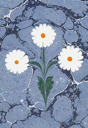 Ebru (attributed) - Хатип Мехмед Эфенди