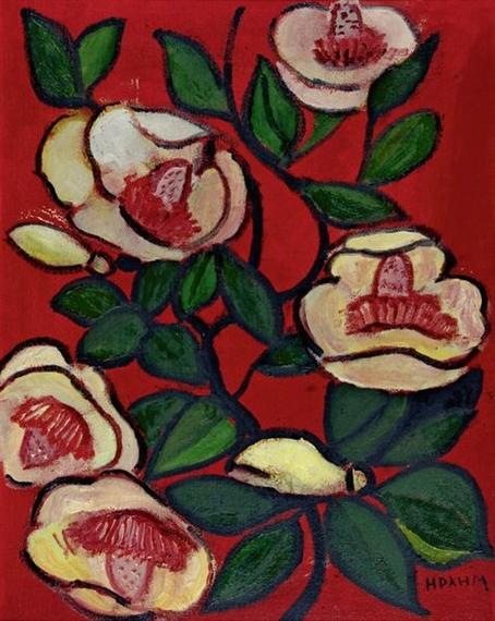 Blumen - Helen Dahm