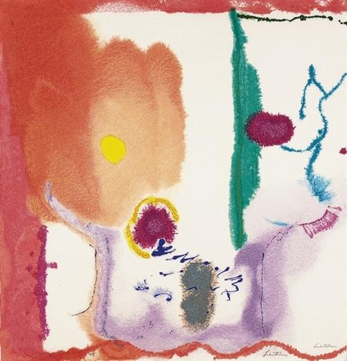 Beginnings, 2002 - Helen Frankenthaler