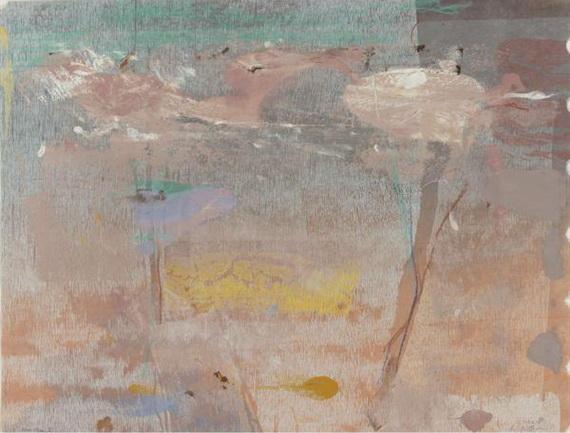 Monotype I, 1981 - Helen Frankenthaler