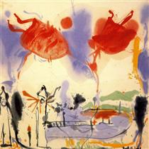 Helen Frankenthaler - 140 paintings - WikiArt.org