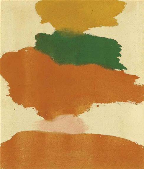 Untitled, 1963 - Helen Frankenthaler