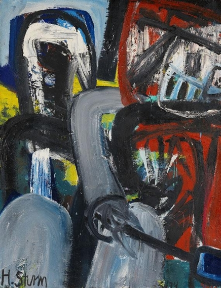 Untitled, 1978 - Helmut Sturm