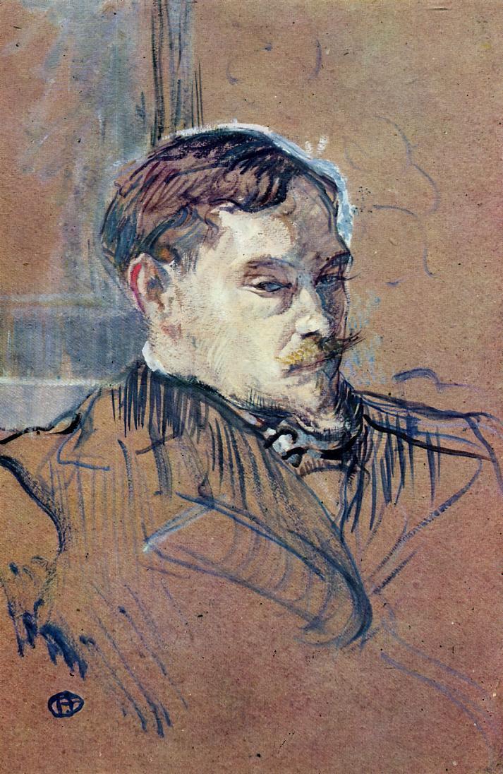 Romain coolus henri de toulouse lautrec for Toulouse lautrec works