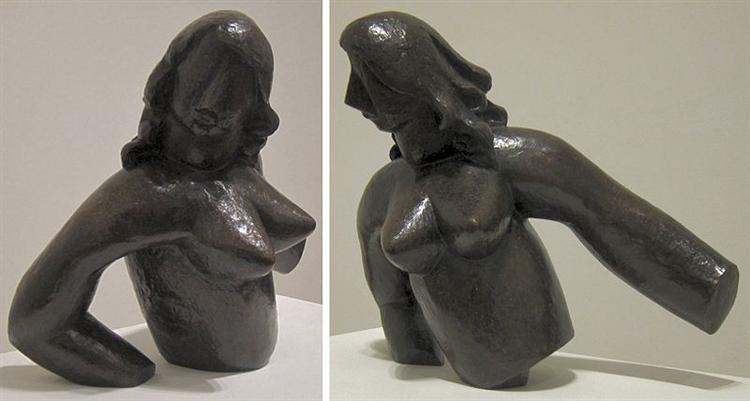 Bather (fragment), 1931 - Henri Laurens