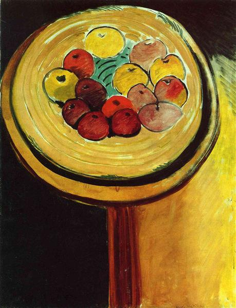 Apples, 1916 - Henri Matisse
