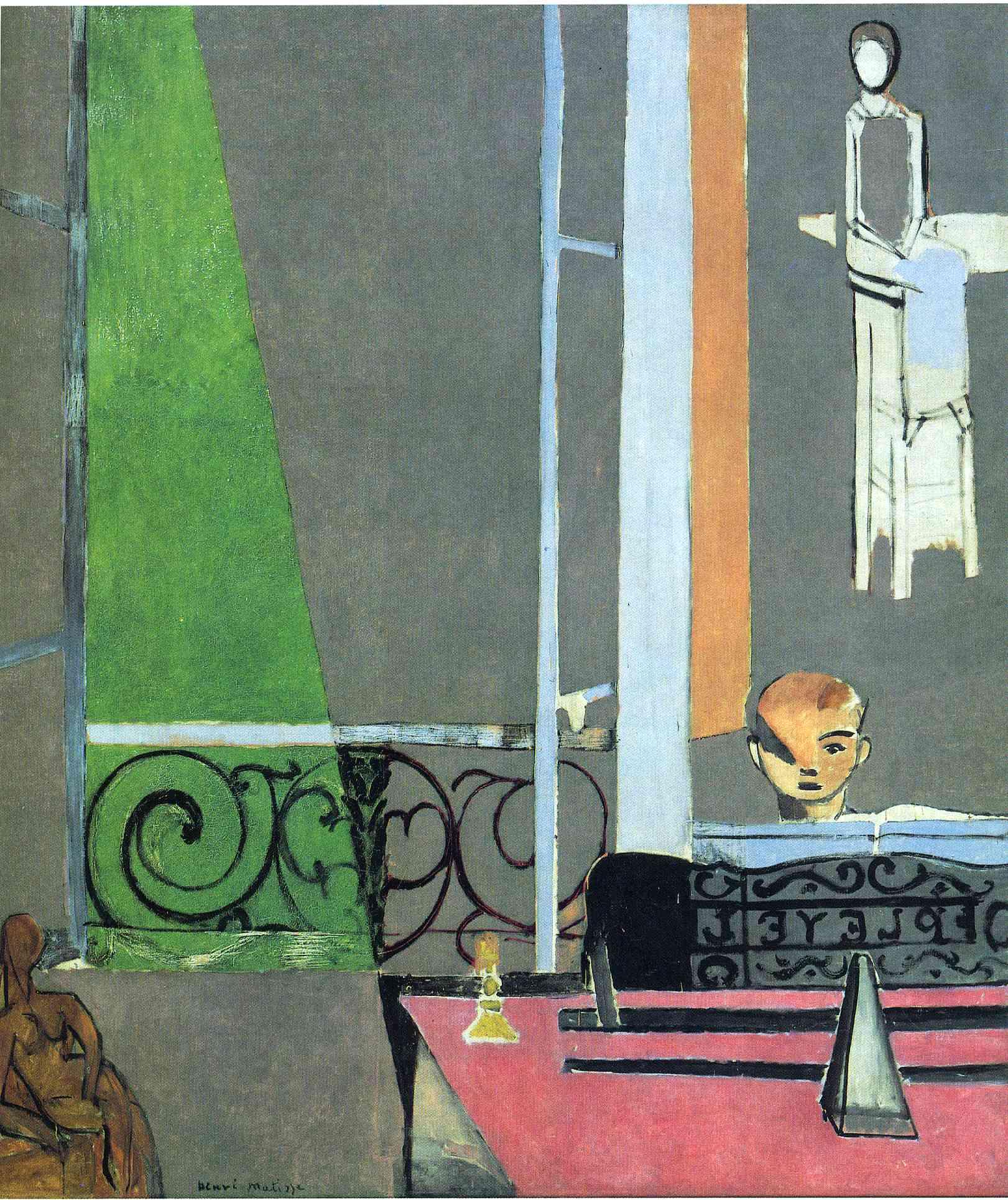 Matisse Piano Lesson