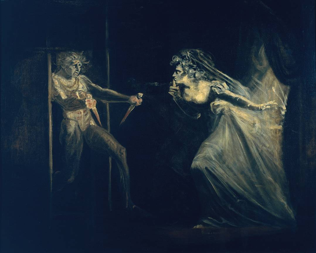 "macbeths nightmare From macbeth's cry about all ""great neptune's ocean"" in act 2, to his instructions to the murderers in act 3, to lady macbeth's famous ""out, damned spot speech in act 5, the macbeths are haunted by the idea that they will be forever stained."