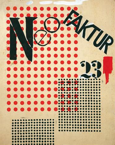 Neo Faktur Nº23 - Henryk Berlewi