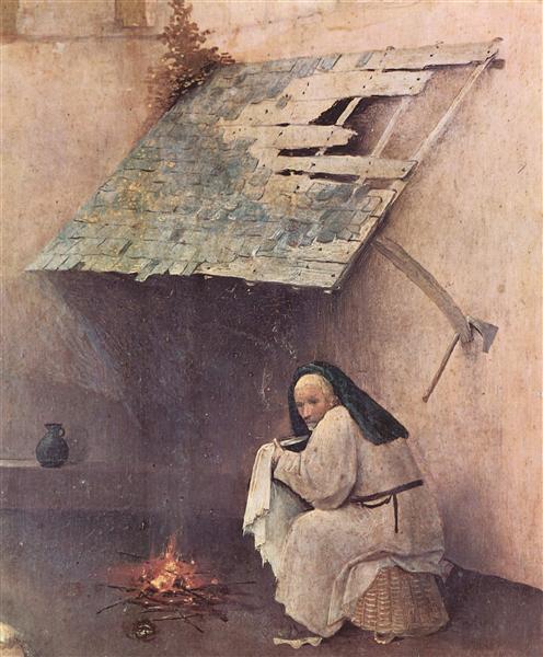 Adoration of theMagi, 1460 - 1516 - Hieronymus Bosch