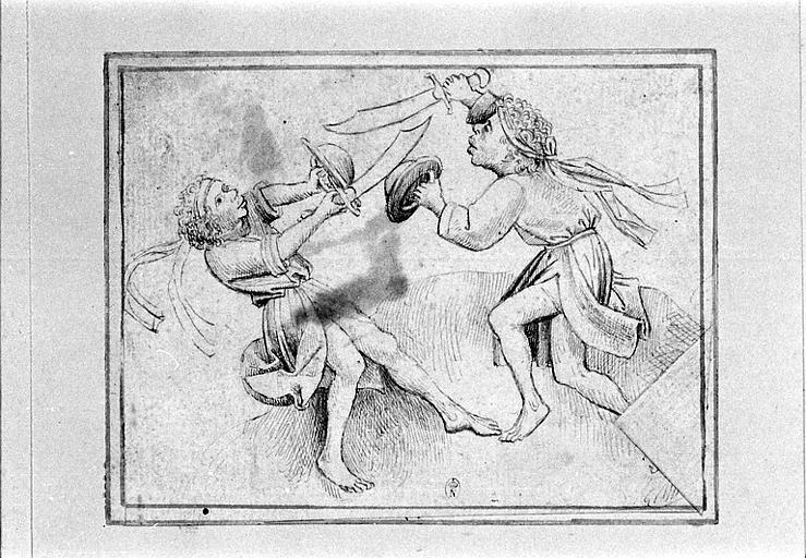 Moorishbattletwo - Hieronymus Bosch