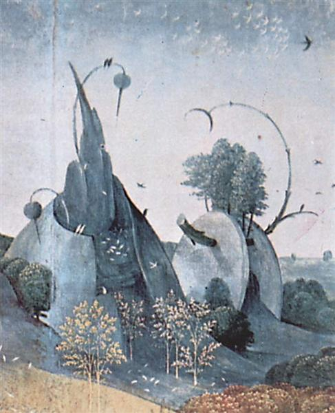 The Garden of Earthly Delights  (detail), 1460 - 1516 - El Bosco