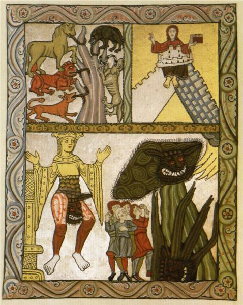 Vision of the Last Days - Hildegard of Bingen