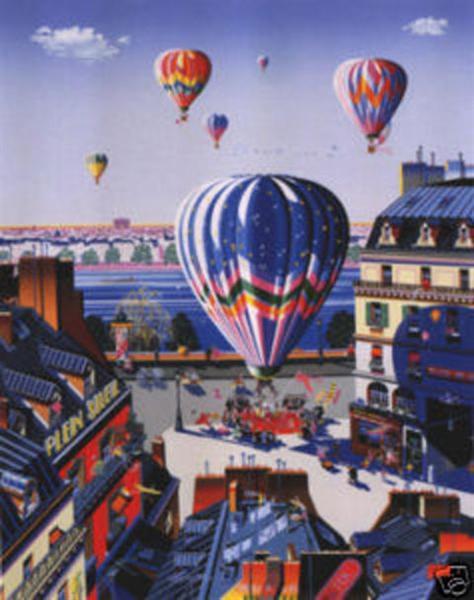 Balloon Wedding, 1988 - Хіро Ямагата