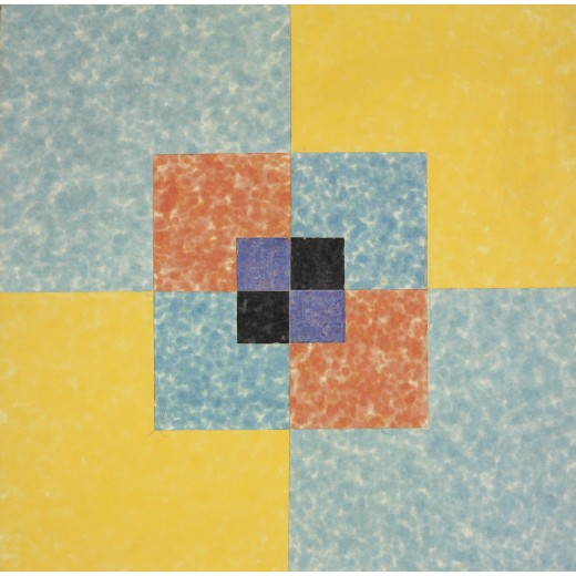 Untitled (Summer), 1962 - Howard Mehring