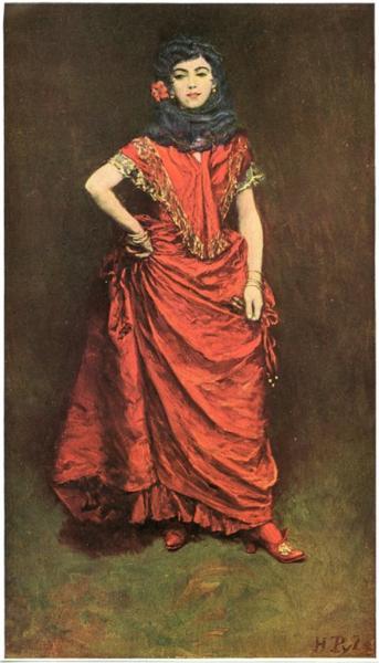 Untitled, 1909 - Howard Pyle