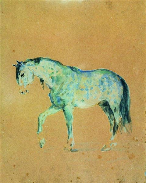 Horse - Ilya Repin