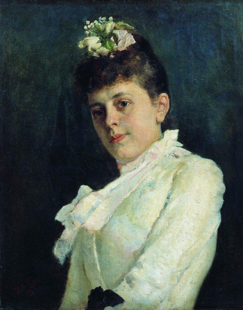 Portrait of a Woman, 1887