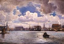 The Port of Copenhagen - Ioannis Altamouras