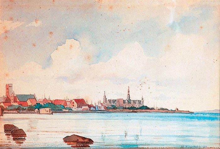 Port of Elsinore - Иоаннис Алтамурас