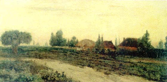 Country Road - Ion Andreescu