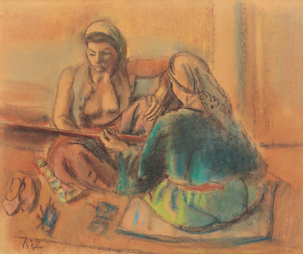 Tatar Women, 1940