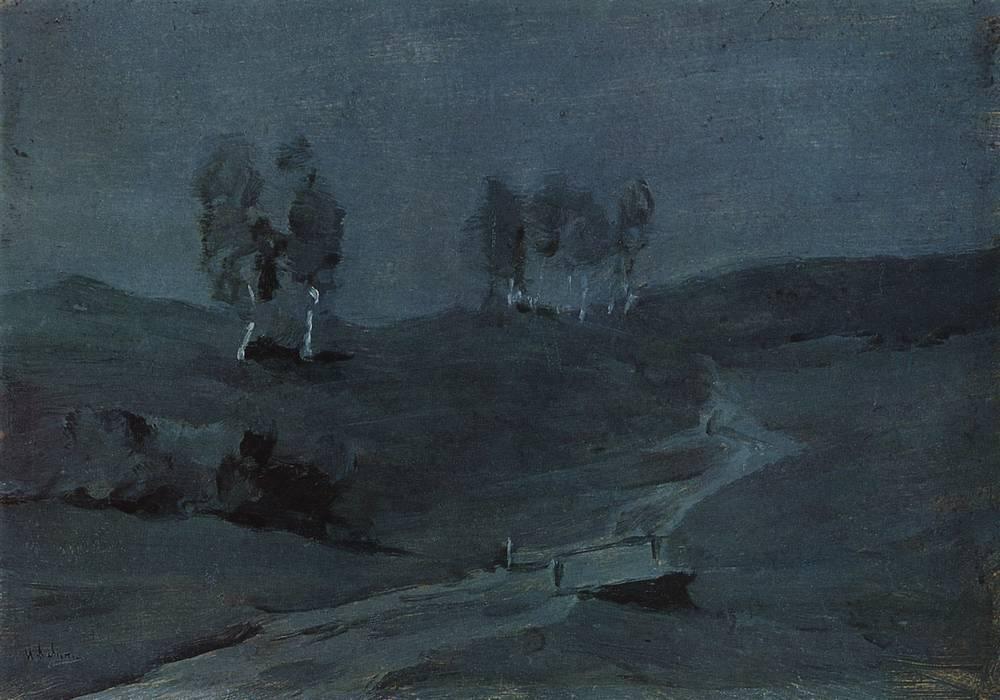 Картинки по запросу Левитан ночь
