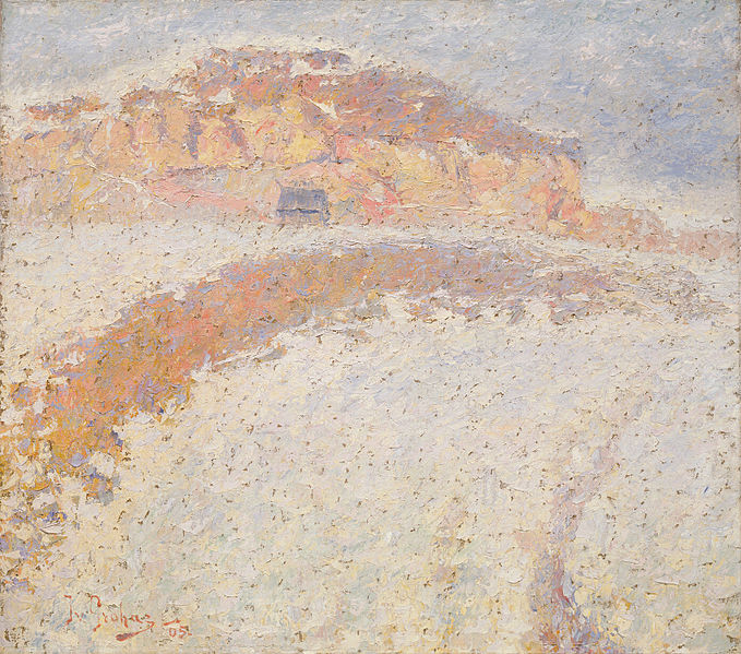 Kamnitnik, 1905 - Ivan Grohar