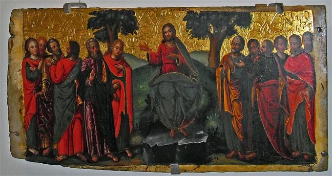 Sermon of Saint John the Baptist, 1697 - 1699 - Ivan Rutkovych