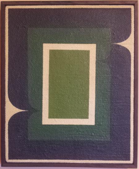 Série Amazônica nº 8, 1970 - Ivan Serpa