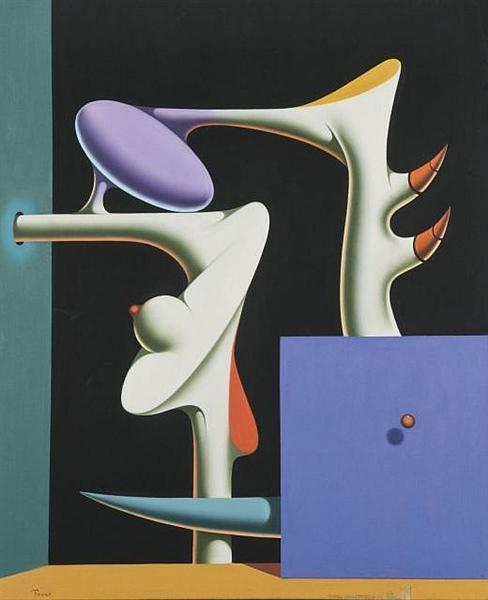Justine (2), 1976 - Ivan Tovar