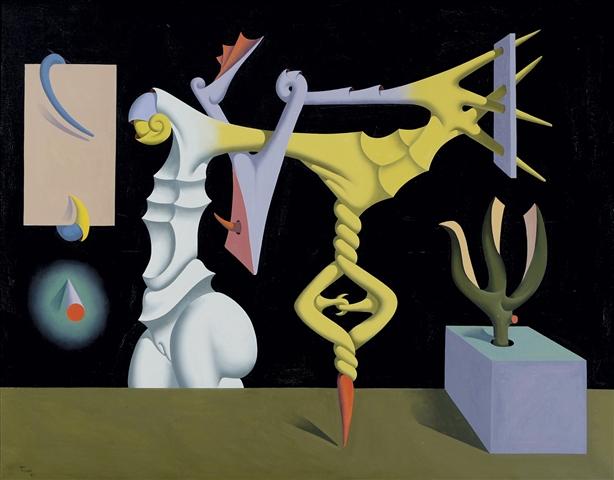 Le serpent enrageur, 1969 - Iván Tovar