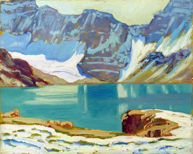 Lake McArthur, Yoho Park - J. E. H. MacDonald