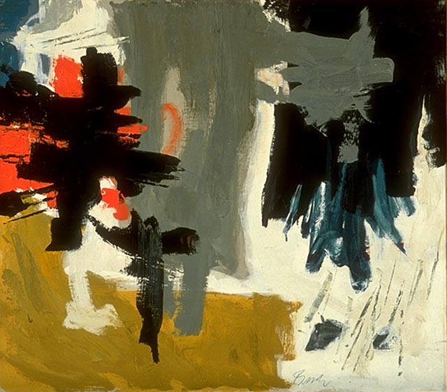 Summer No. 3, 1956 - Jack Bush