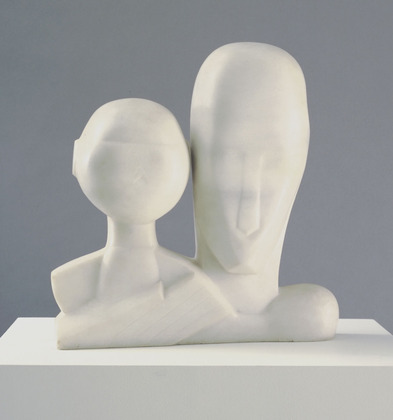 Mother and Child, 1913 - Jacob Epstein