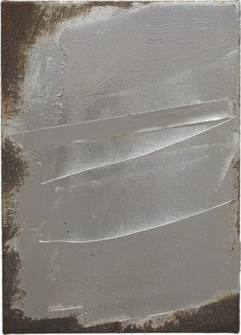 Untitled, 2009 - Jacob Kassay