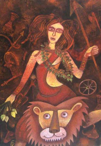 Durga, 2006 - Jahar Dasgupta